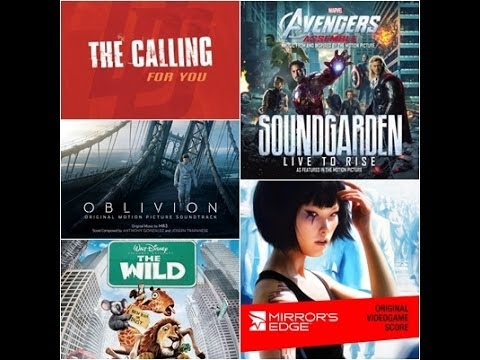 Best soundtracks from Movie or Video Game