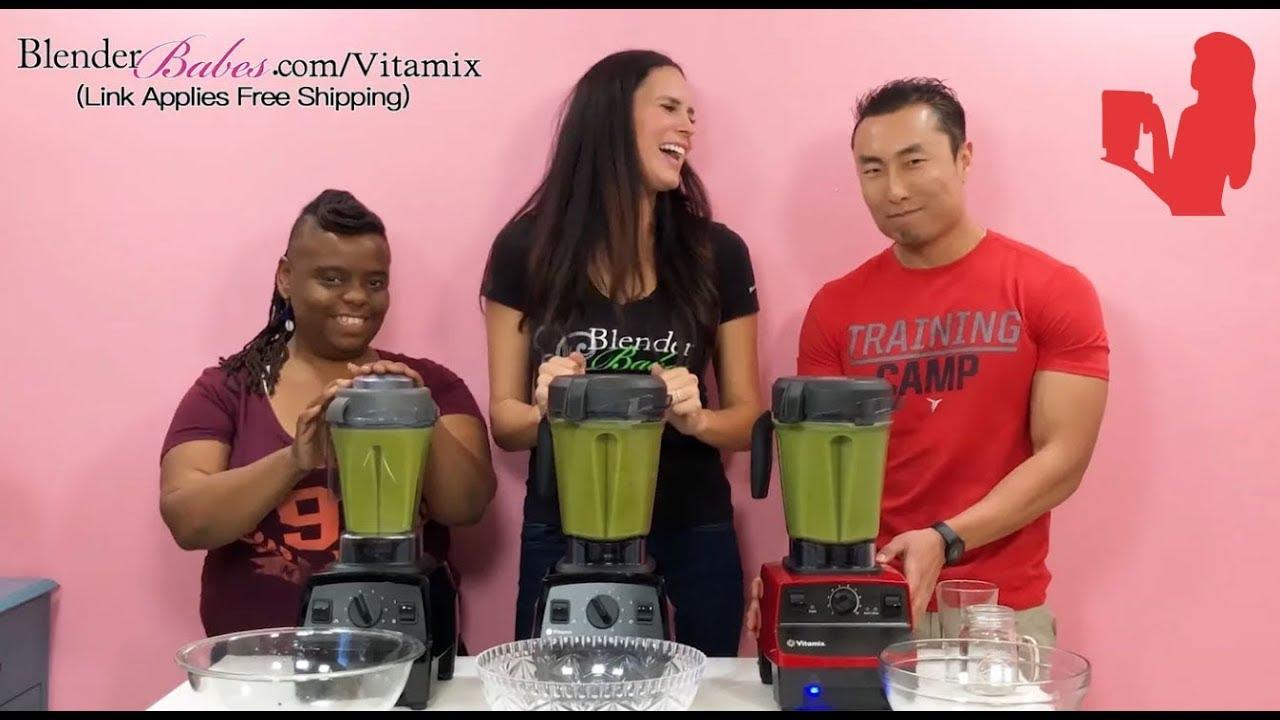 Vitamix Explorian Review E310 vs E320 vs 5300  Blender Babes