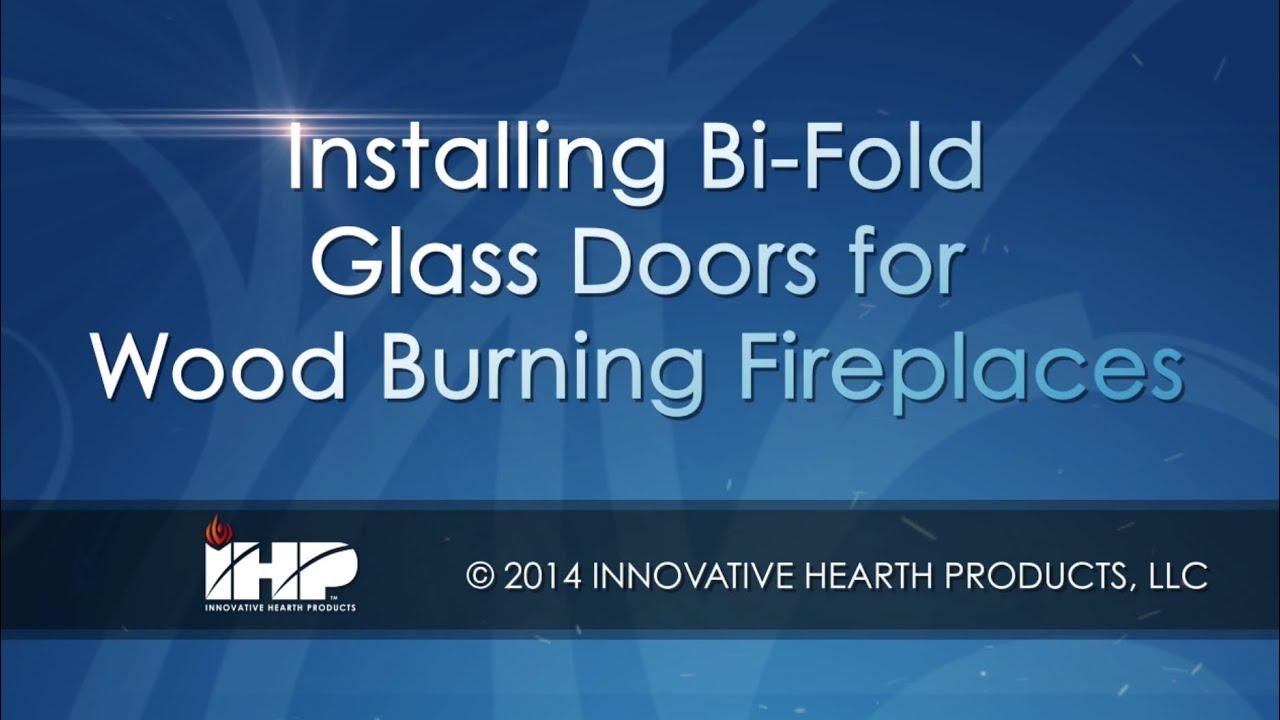 Installing Bifold Doors Wood Burning Fireplaces