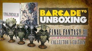 ¿Qué trae la edición de colección de Final Fantasy XII: The Zodiac Age?