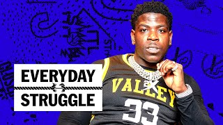 Casanova Talks Debut Album, Trolling, Problems w/ 6ix9ine & Confronts Akademiks | Everyday Struggle
