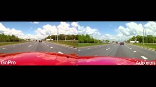 JVC ADIXXION vs GOPro