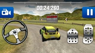 Extreme Rally Championship Android IOS Gameplay HD - Best Car Games for Kids