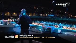 Linkin Park - Wastelands live at Rock am Ring 2014