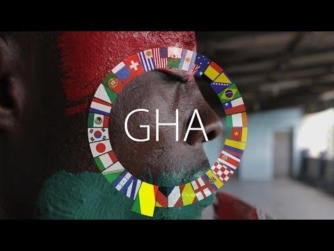 Visa Samba of Ghana