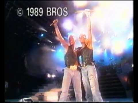 Part 14/14 Bros Live at Wembley I Owe You Nothing - Encore (Full Concert)