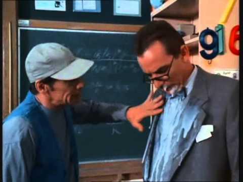 Ernest Goes To School Glue Scene