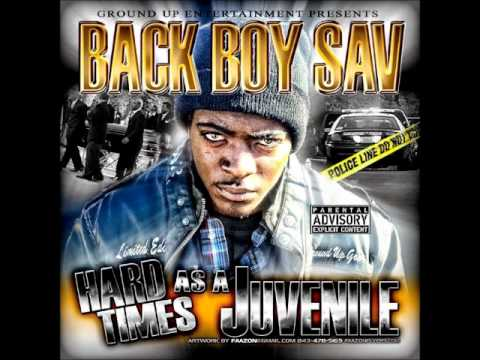 Back Boy Sav Ft. Jizzle & Daba - Cant Lose My Life.wmv