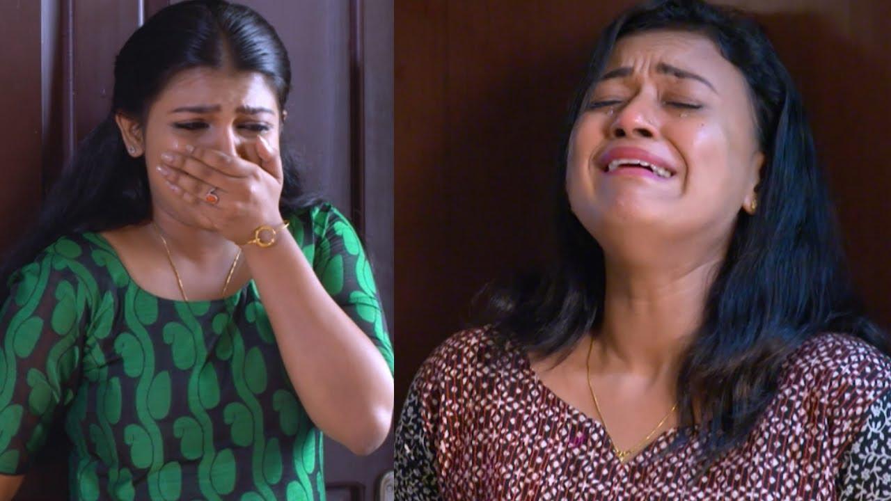 #Ilayaval Gayathri I Painful moments leads to... I Mazhavil Manorama