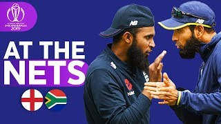 ENG v SA - At The Nets   ICC Cricket World Cup 2019