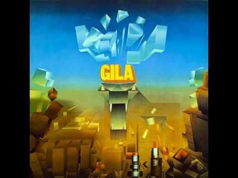 Gila -  Free Electric Sound  1971 (full album)