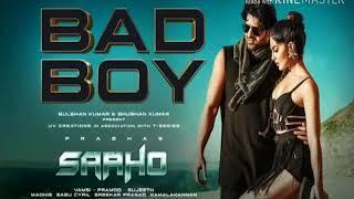 Bad Boy (Saaho) Mp3 Vaishion