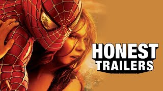 Download Honest Trailers - The Spider-Man Trilogy Mp3 and Videos