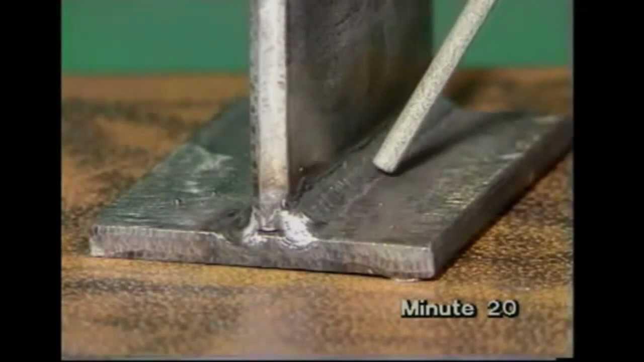 Beroemd Elektrode lassen BMBE-2 - YouTube SJ64