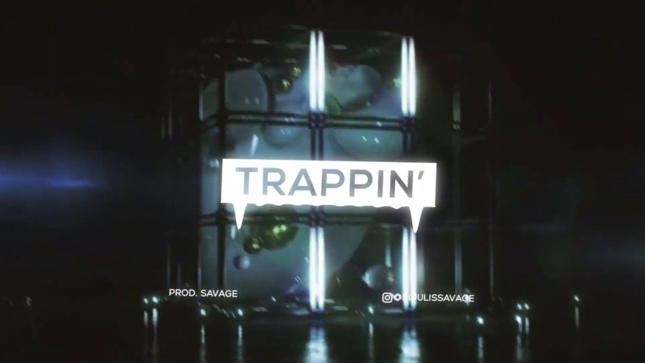 Trappin' - FREE Hard Aggressive 808 Trap/Rap Beat 2020 (Prod. Savage)