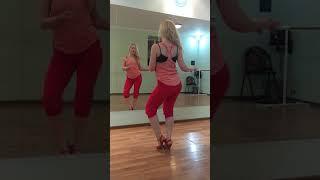 Кизомба Женский стиль Школа танцев Criola Dance Мария Ковтун