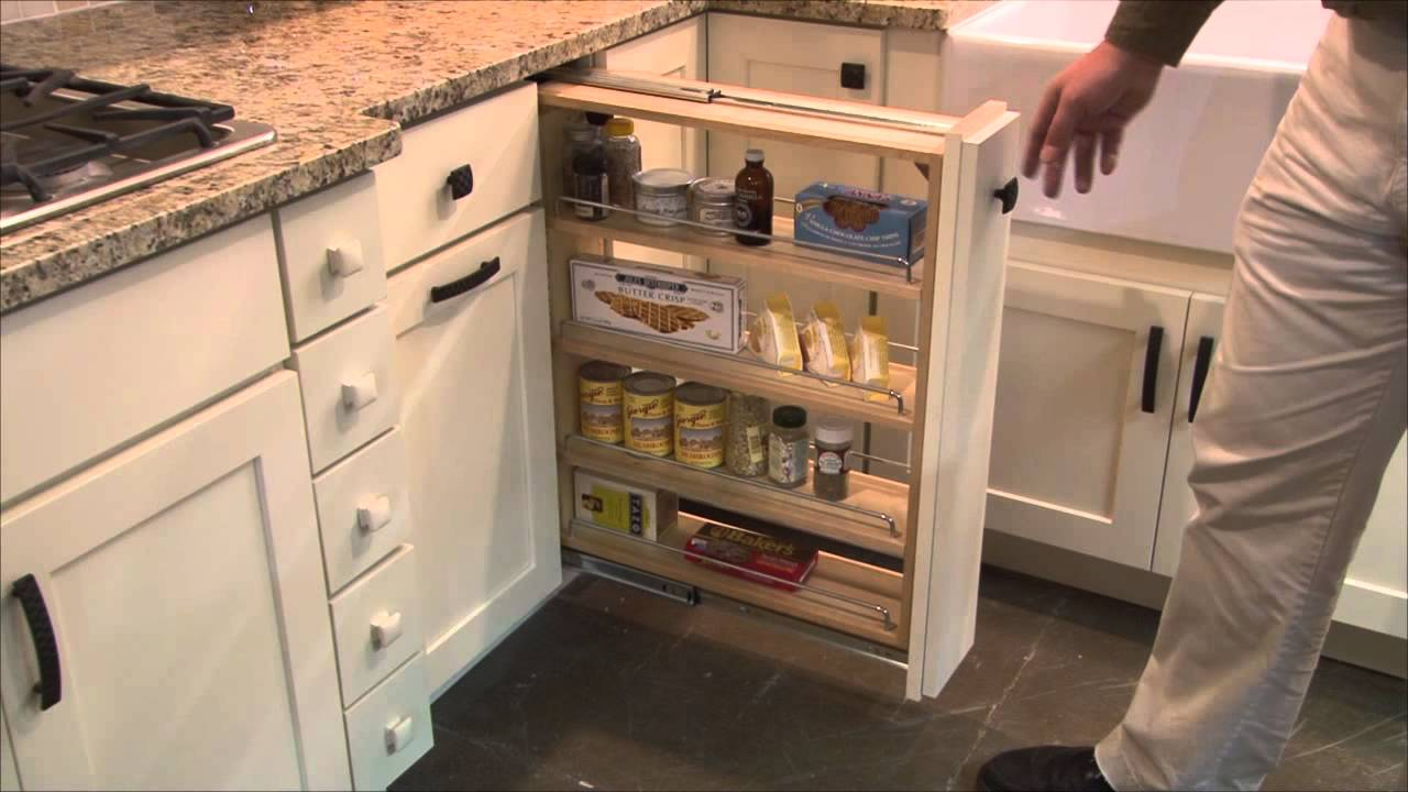For Kitchen Special Features For Kitchen Cabinets By Cliqstudioscom Youtube