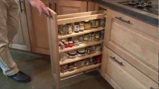 Special Features for Kitchen Cabinets by CliqStudios.com