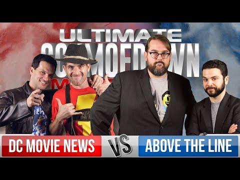 DC Movie News VS Above The Line - Ultimate Schmoedown Team Tournament Round 2