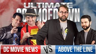 DC Movie News VS Above The Line - Ultimate Schmoedown Team Tournament Round 2