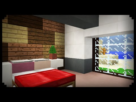 Minecraft: How To Make A Bedroom