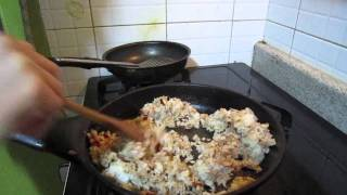 Cooking: QUICK & EASY Tuna Fried Rice