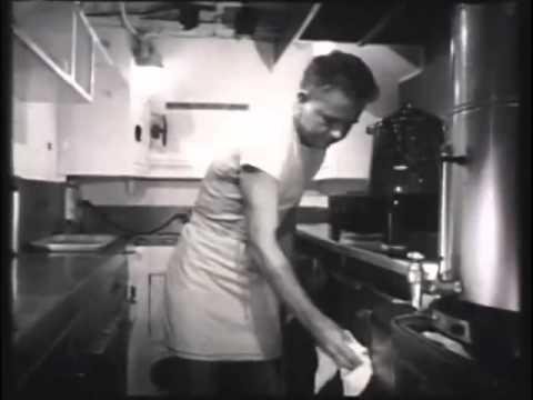 USS Sunfish  'The Sunfish's Cook'