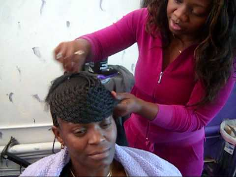 hair braiding styles with weave sabrina doing a 1980 s basket weave braid style 1864 | hqdefault