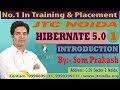 Hibernate Introduction by Som prakash  Part-1