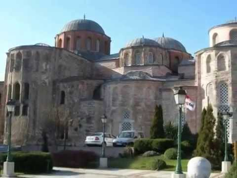Zeyrek Church Mosque Historical Places in Istanbul