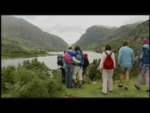 Camping Ireland -an ideal family holiday