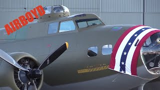 Memphis Belle Moves At National Museum Of The USAF