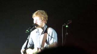 Bloodstream - Ed Sheeran (Alcatraz, Milano 20-11-2014)