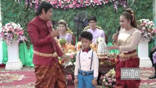 Khmer Comedy | Peak mi wedding 2015