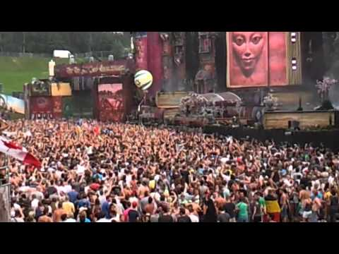 Hardwell & Showtek - That's How We Do, live @ Tomorrowland 2012