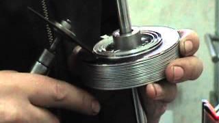 видео Ротор турбины
