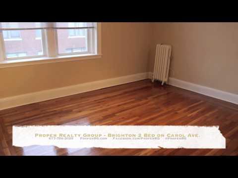 Boston Apartment for Rent Brighton Allston Carol Ave 2 bed