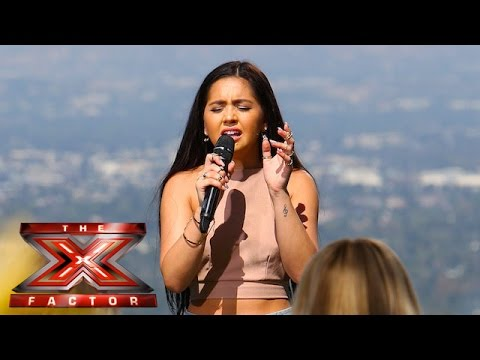 Hold on, is Havva going home? | Judges Houses | The X Factor 2015