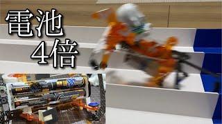 メカダービー高速化改造の動画
