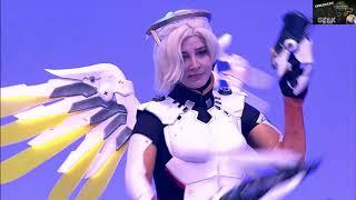 Gamescom 2017 | Blizzard Cosplay Costume | Blizzcon 2017