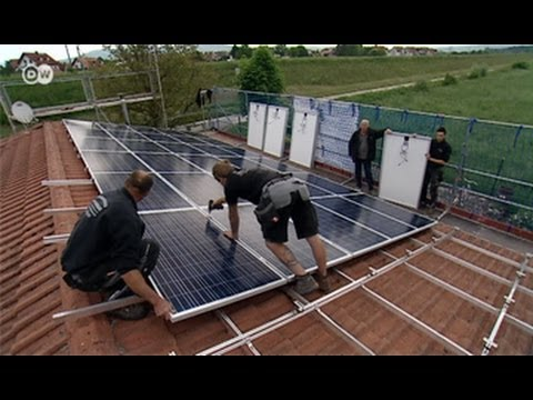 Heavy Duties for Chinese Solar Panels | Made in Germany