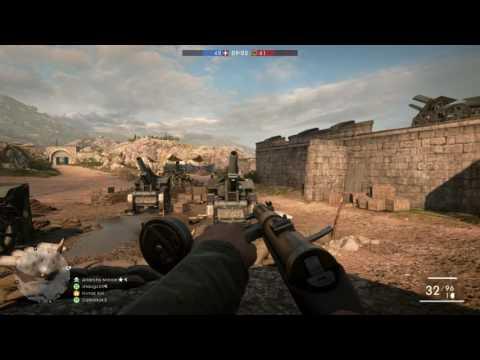 Battlefield 1-Team Death match-Empire's Edge