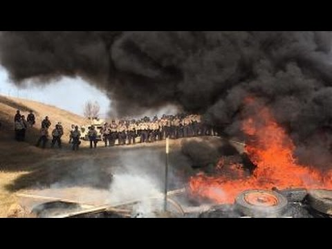 More than 140 arrested at North Dakota pipeline protest