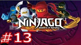 LEGO NinjaGo Tournament , IOS , Gameplay Walkthrough , EP13 Master Chen Master of element