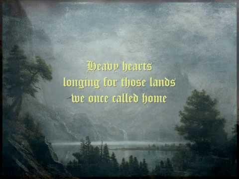 Caladan Brood - Book of the Fallen (lyrics)
