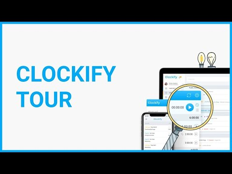 Clockify Demo: Overview