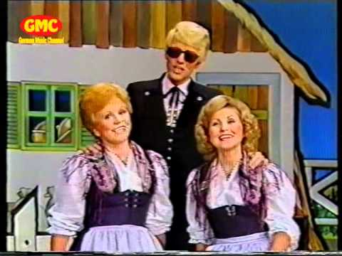 Maria & Margot Hellwig und Heino - Holdrio, liebes Echo