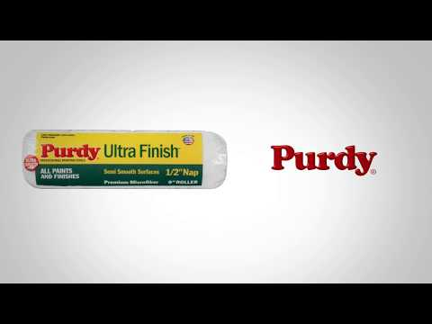 Purdy® Ultra Finish® Roller Covers