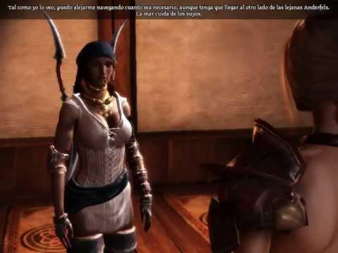 Dragon Age Origins Cuarteto + reacción de Oghren.