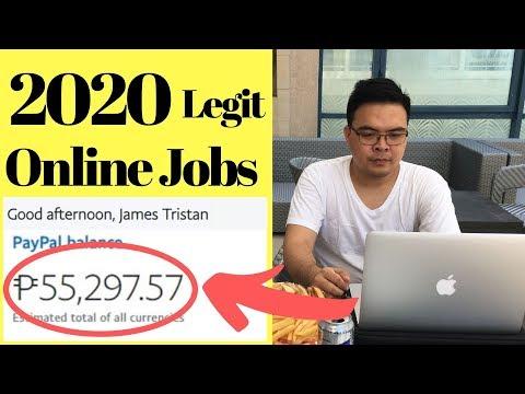 Legit Paying Sites 2020 - Paano Kumita ng $4 to $50 in 1 Hour Sa Online Jobs Phillipines